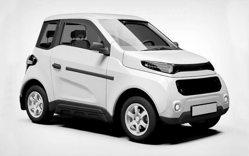 Zetta готова— нановый российский автомобиль оформлен патент