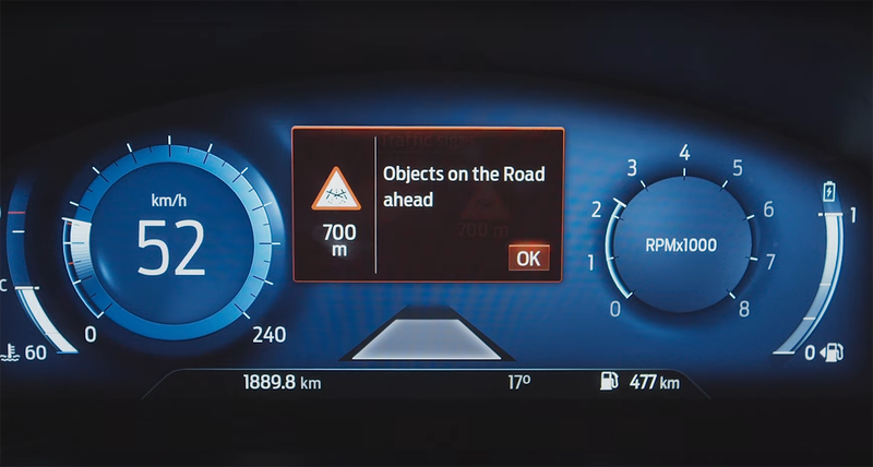 Автомобили сообщают друг другу обопасностях надороге