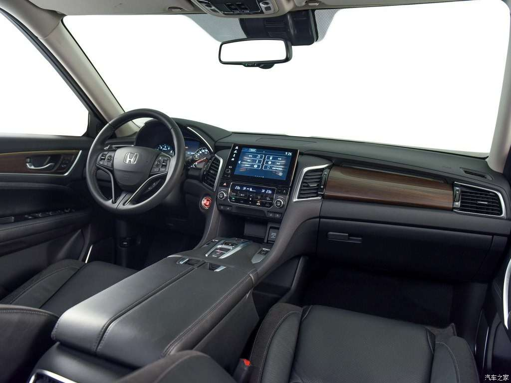Китайский аванс: представлена серийная версия кроссовера Honda Avancier— фото 608764
