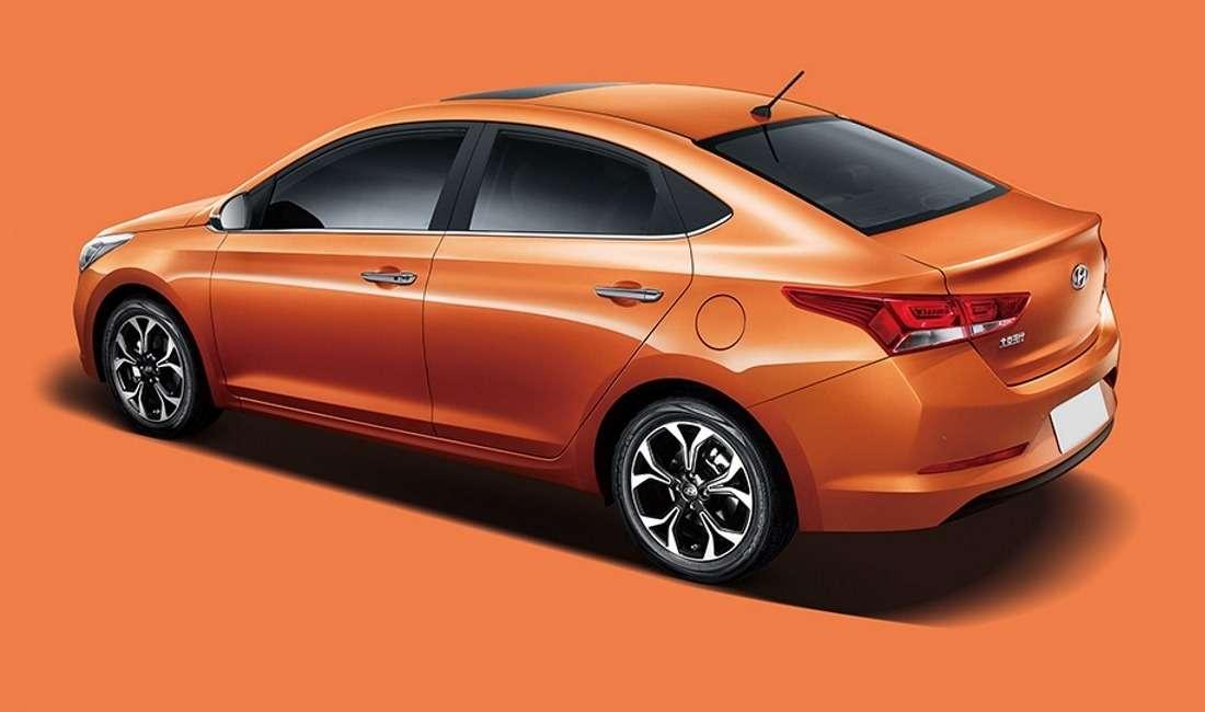 Новый Hyundai Solaris представят вРоссии 6февраля— фото 695816
