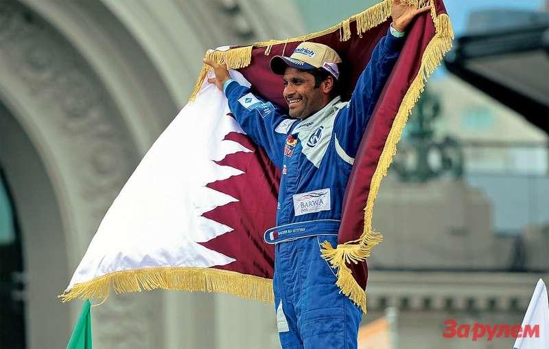 К титулу чемпиона мира поралли (2006год, зачет серийных машин) аль-Аттия вполне закономерно добавил победу на«Дакаре».
