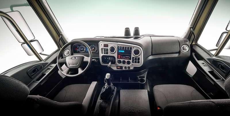 Грузовики Ford Cargo нового поколения: ближе кЕвропе