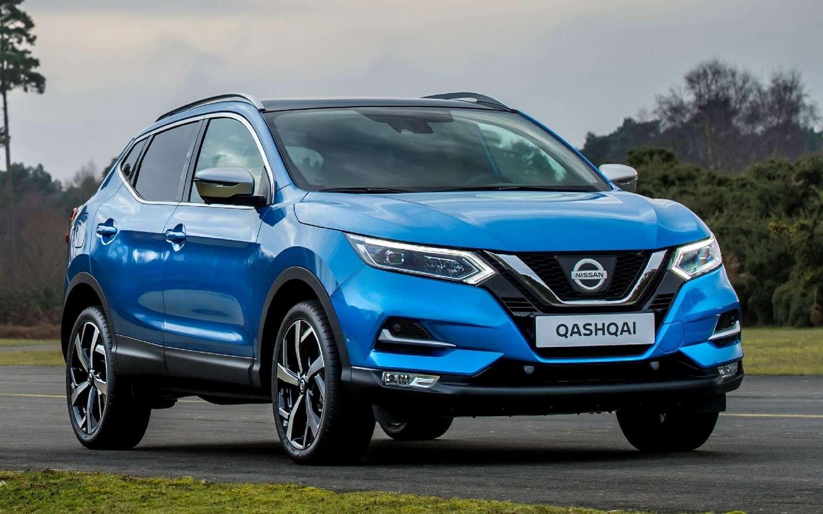 Обновленный Nissan Qashqai: европейский бестселлер самериканским лицом— фото 717701