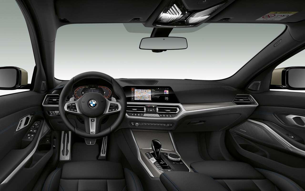 BMWрассекретила самый мощный вариант 3-й серии нового поколения— фото 922350
