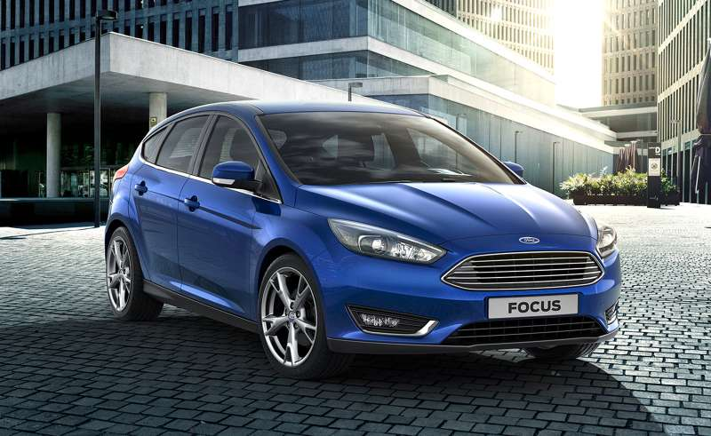 FORD TOREVEAL HIGH-TECH NEW FOCUS WITH SYNC 2CONNECTIVITY AND
