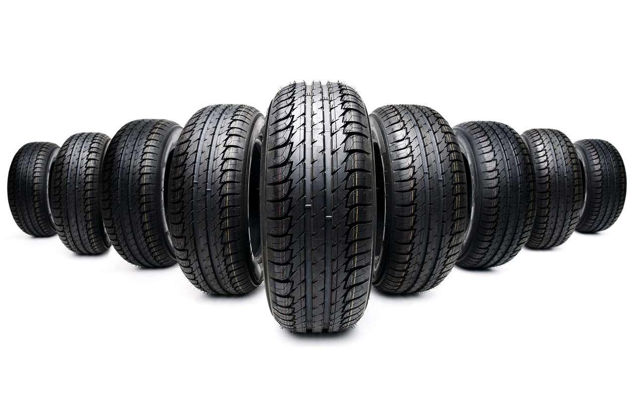 Какигде хранить шины— все ливыправильно делаете?— фото 818619