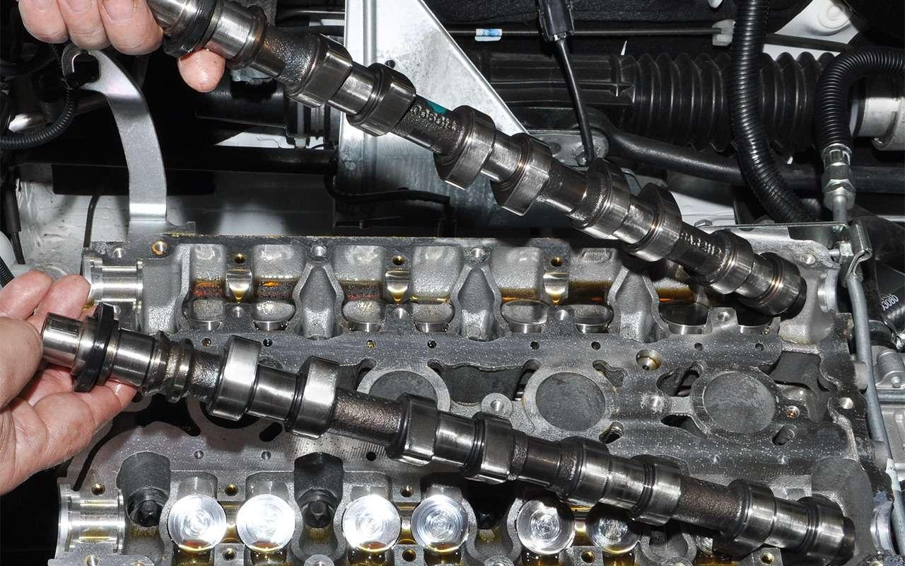 Почему двигатель стал работать громче?— фото 842487