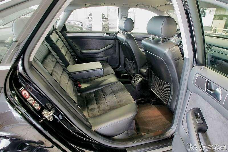 Audi A6. Его превосходительство— фото 67456