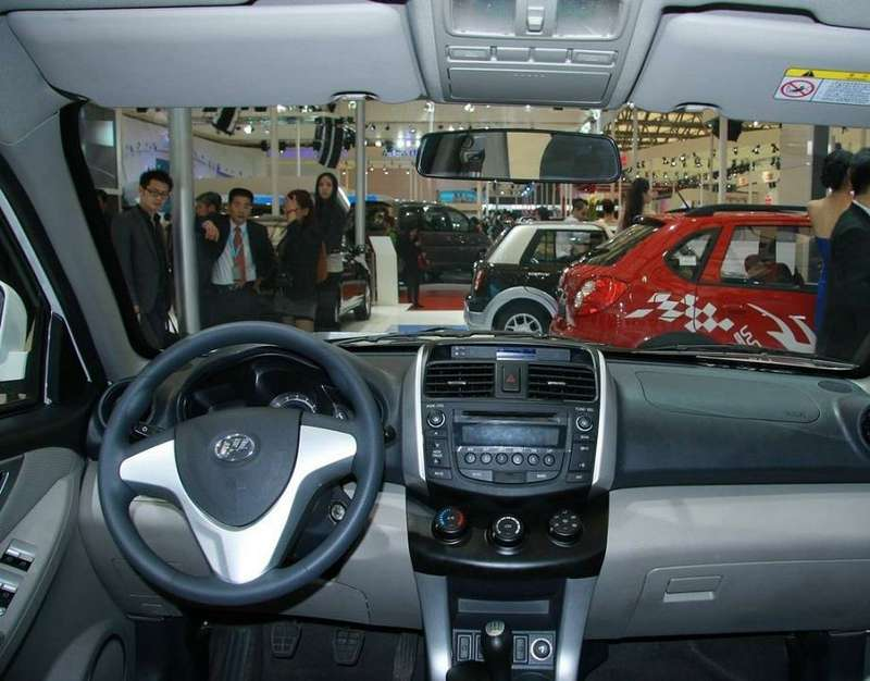 Lifan X60 SUV дебютировал в Шанхае