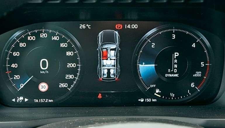 Volvo XC90_int1