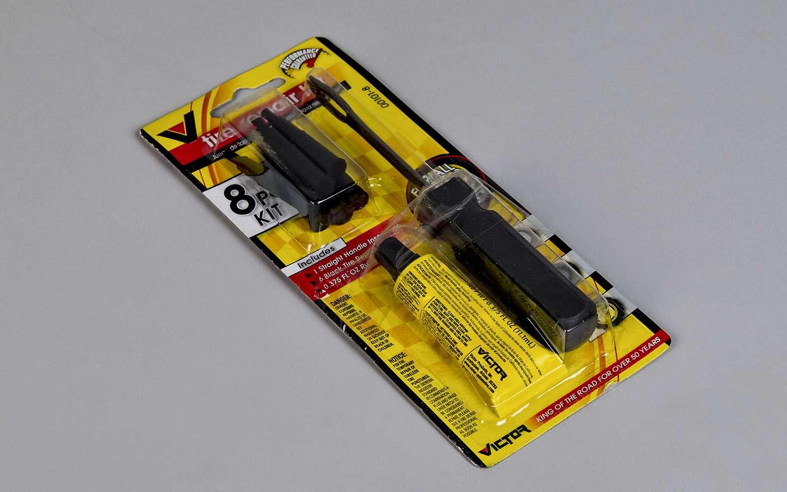 Ремонтируем проколотую шину—  тест 16ремкомплектов исоветы ЗР— фото 771834