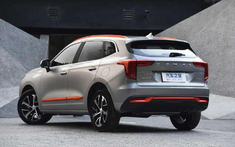Haval готовит дляРоссии конкурента Hyundai Creta