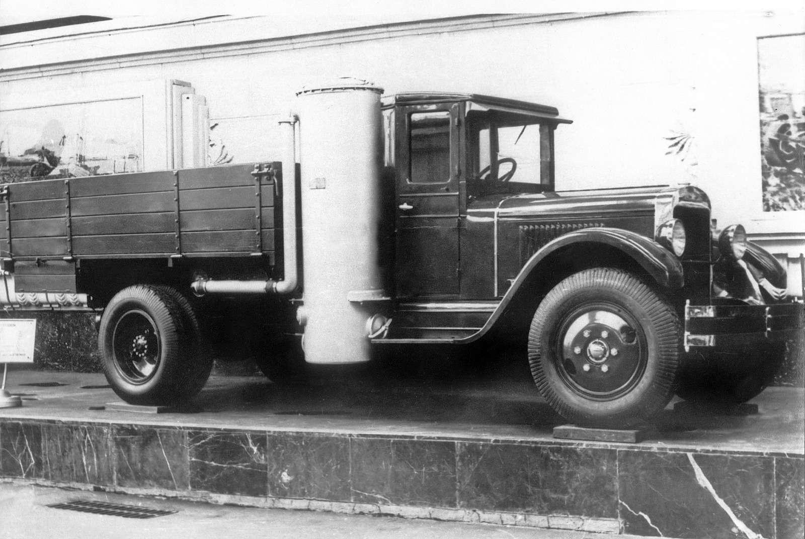 Институт питания: отечественные автомобили наальтернативном топливе— фото 579815