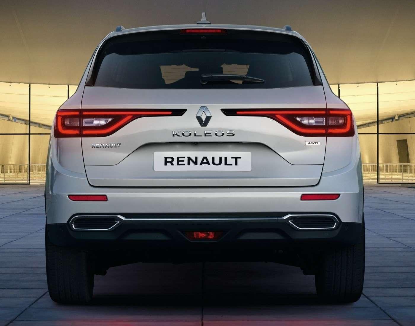 В России стартовали продажи кроссовера Renault Koleos второго поколения— фото 761954