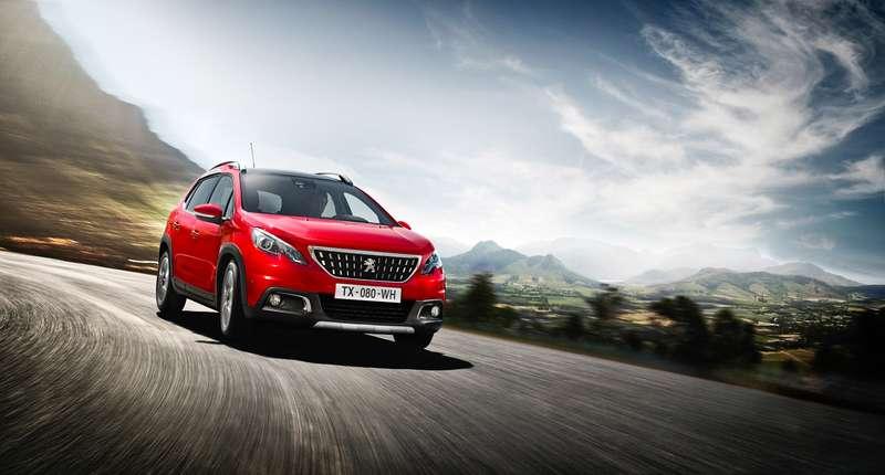 Обновленный Peugeot 2008: львиная доля