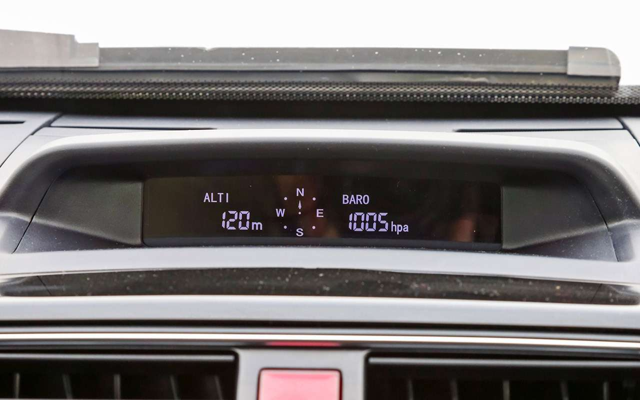 Foton Sauvana, DWHower H3или УАЗ Патриот— тест ЗР— фото 804609