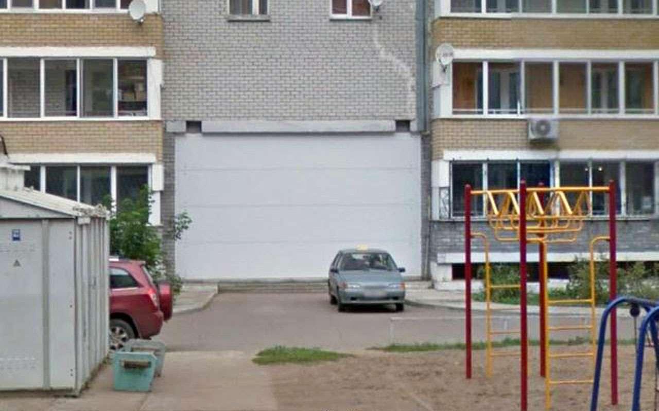 Частный гараж варке дома— ачто, так можно было?!— фото 1141552