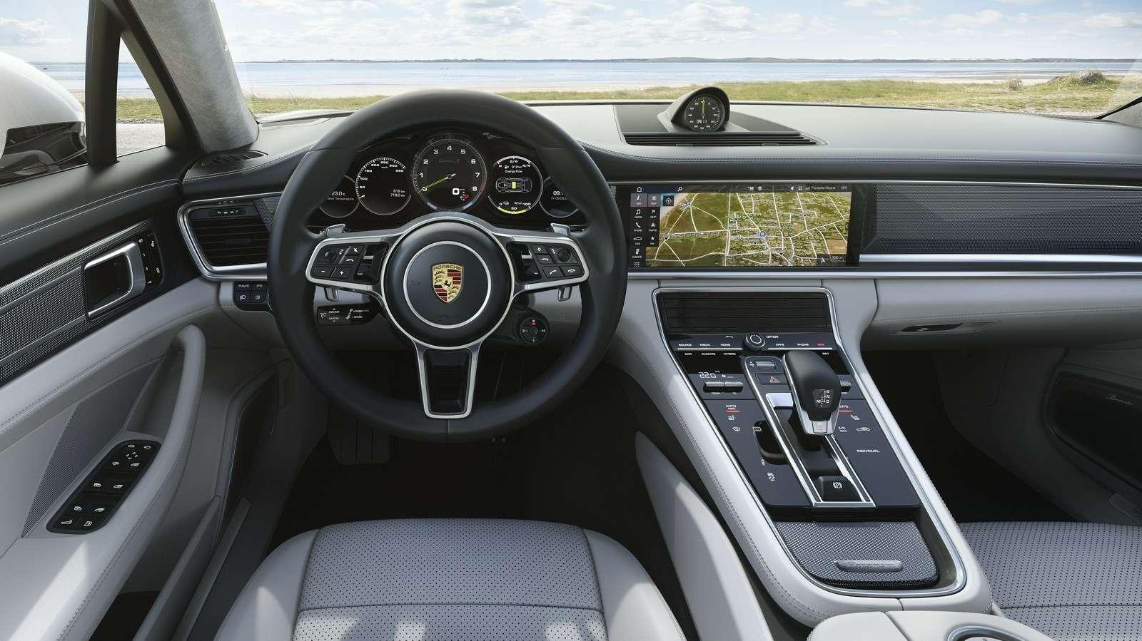 Porsche рассекретила самый крутой «сарай» вмире— фото 798461