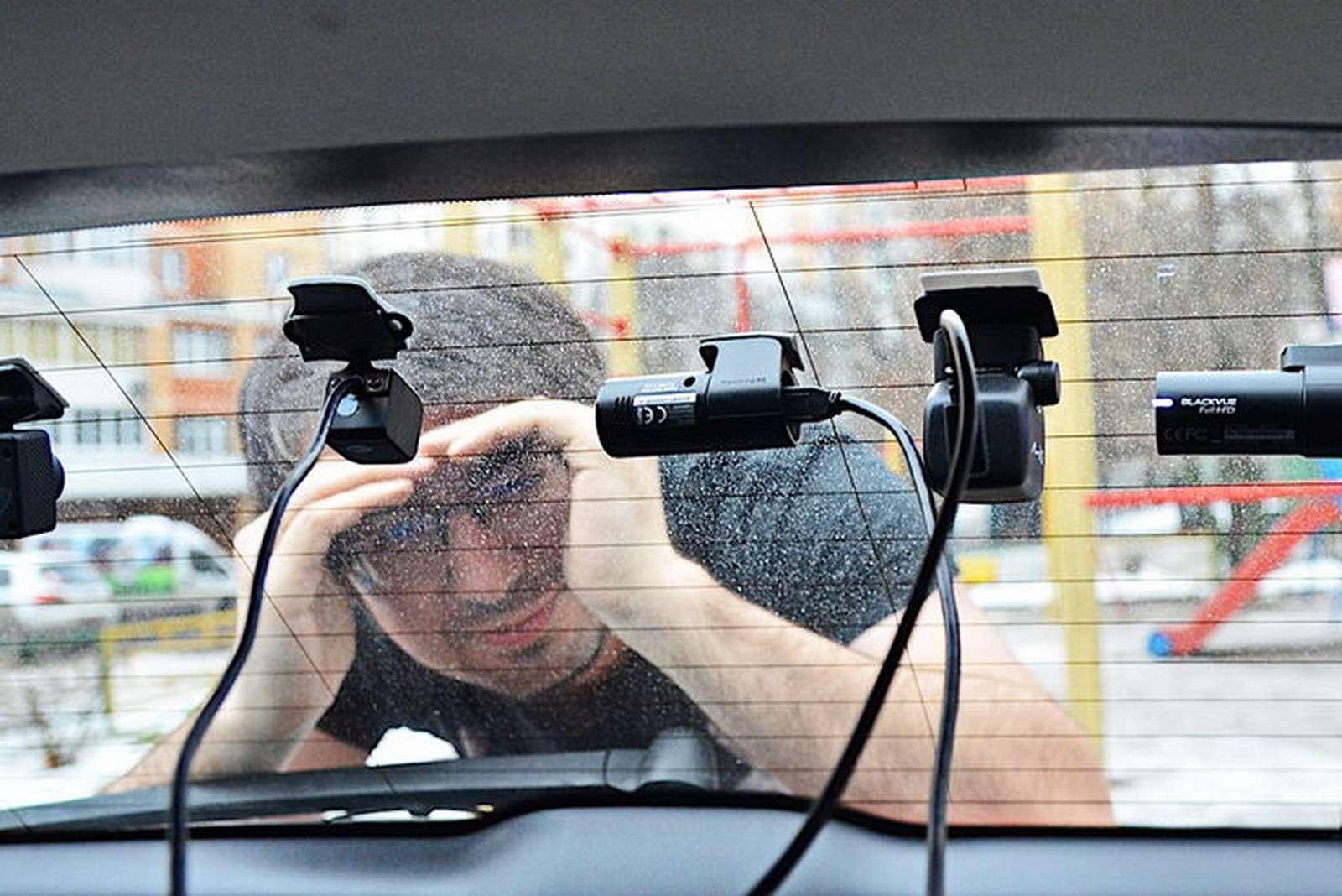 Смартфон или видеорегистратор— что использовать длясъемки? Тест ЗР— фото 916454
