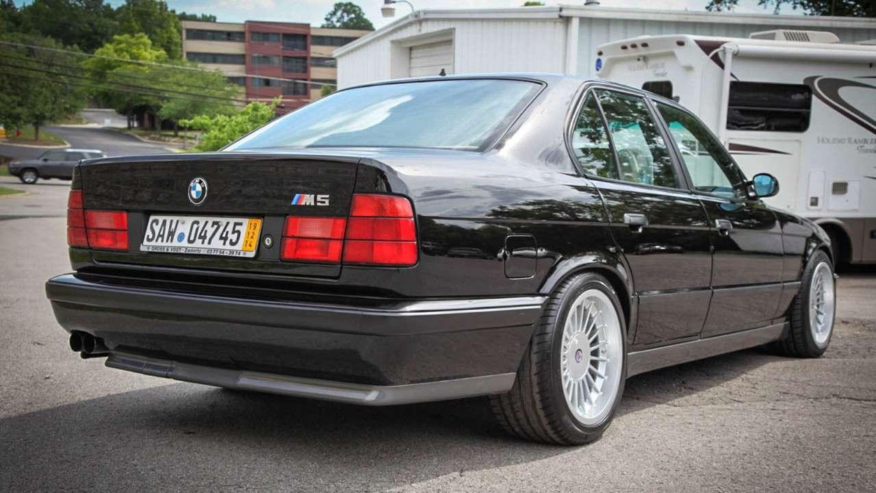 Муха несидела: древняя BMW поцене свежей— фото 614280