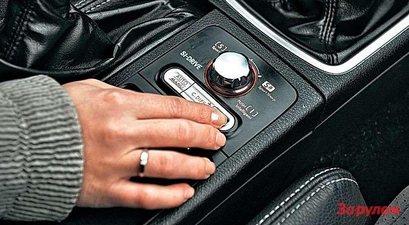 Настроение автомобиля можно изменить одним нажатием кнопки.