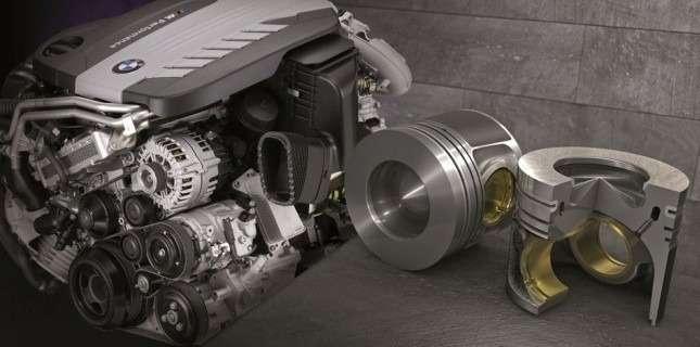 Двигатель BMW N57D30S1