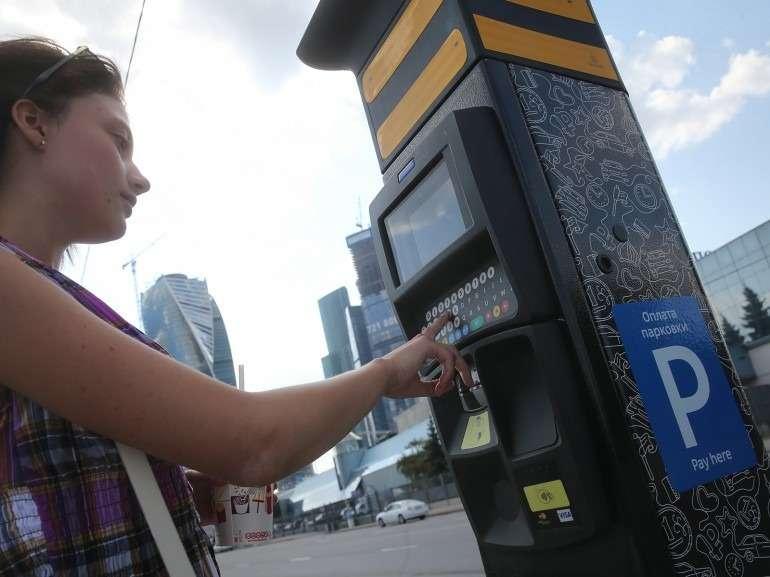 Паркоматы вМоскве заподозрили вбезграмотности