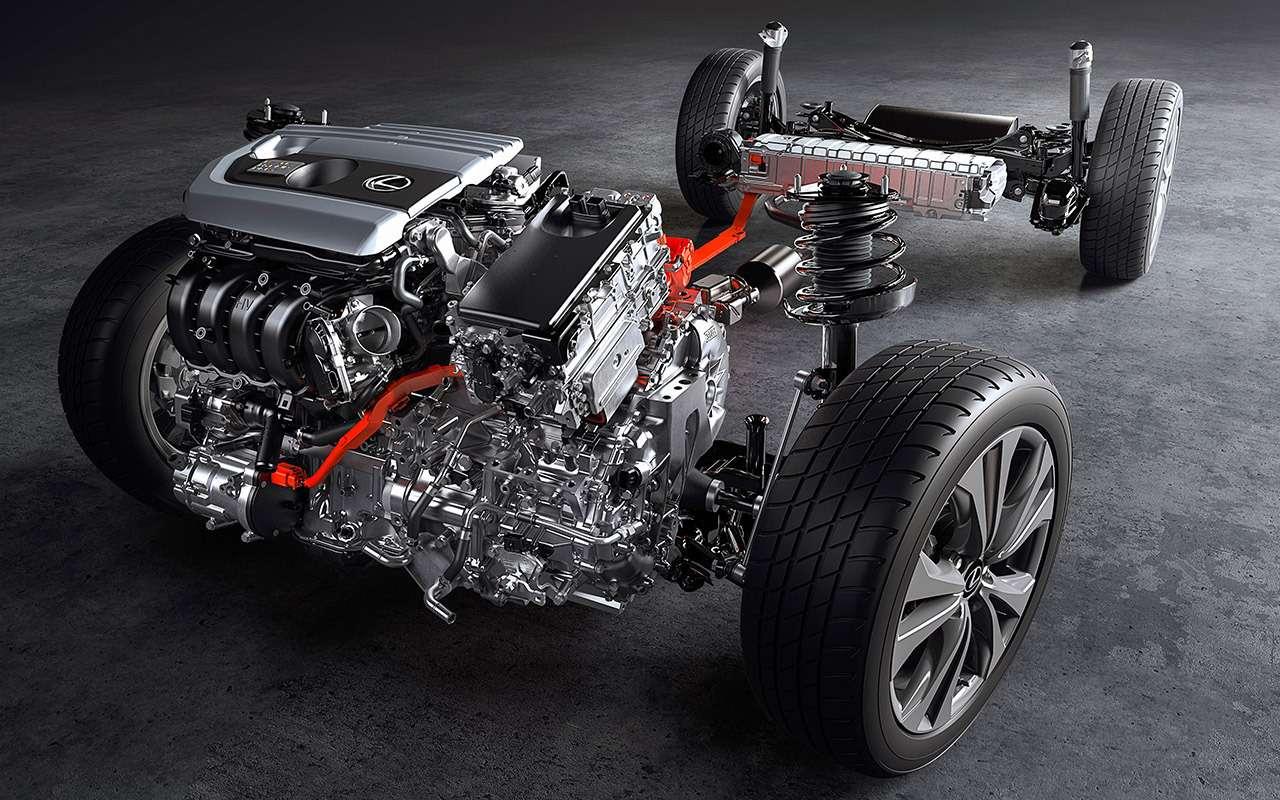 Новый кроссовер Lexus UX— первый тест-драйв— фото 908098