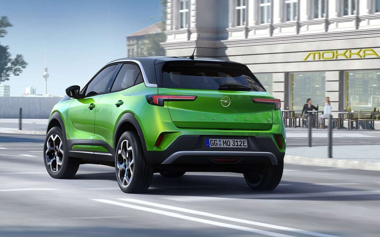 Opel представил новое поколение Mokka— фото 1141658