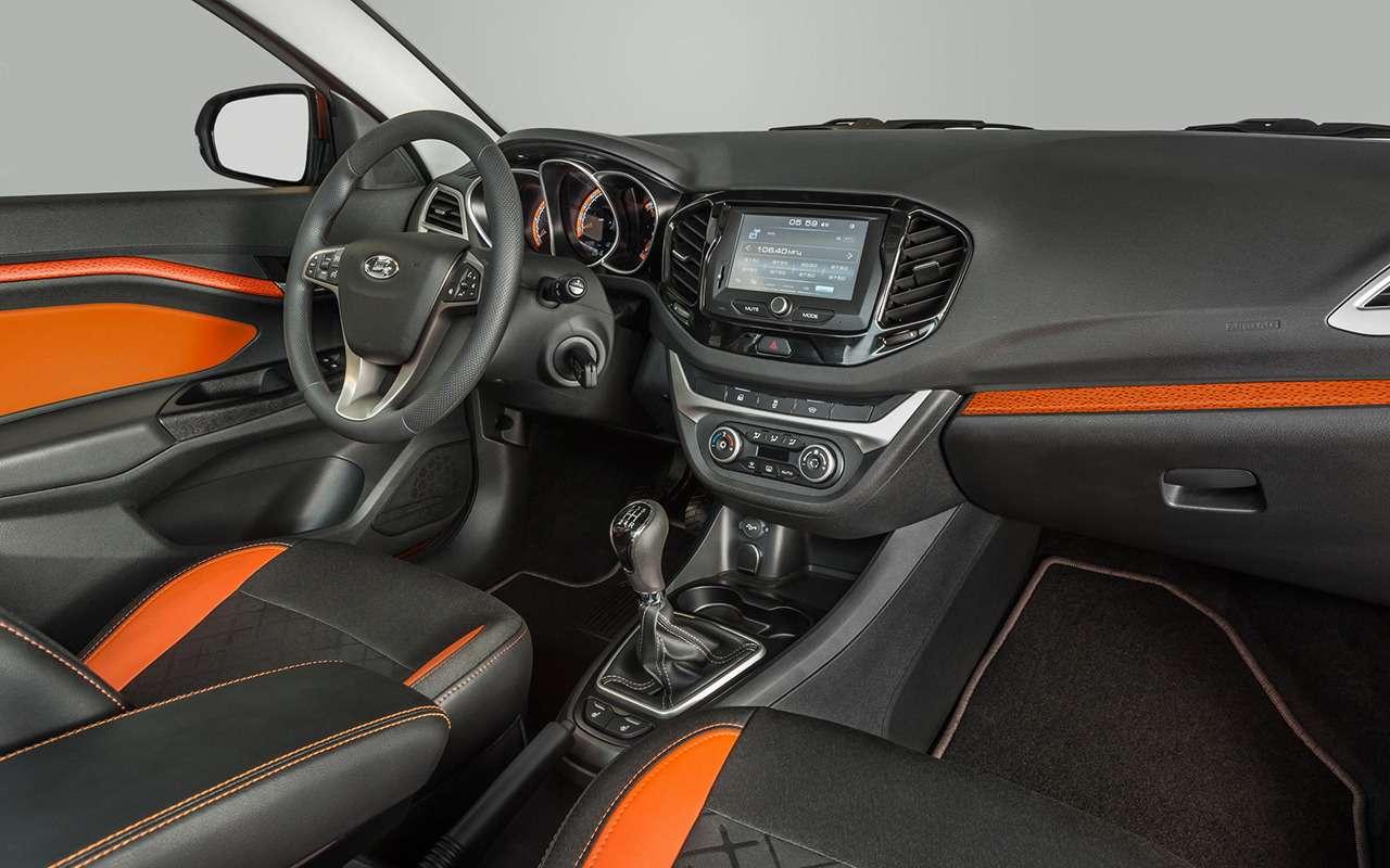 Lada Vesta Cross: 5плюсов и2особенности, ккоторым нужно привыкнуть— фото 899404