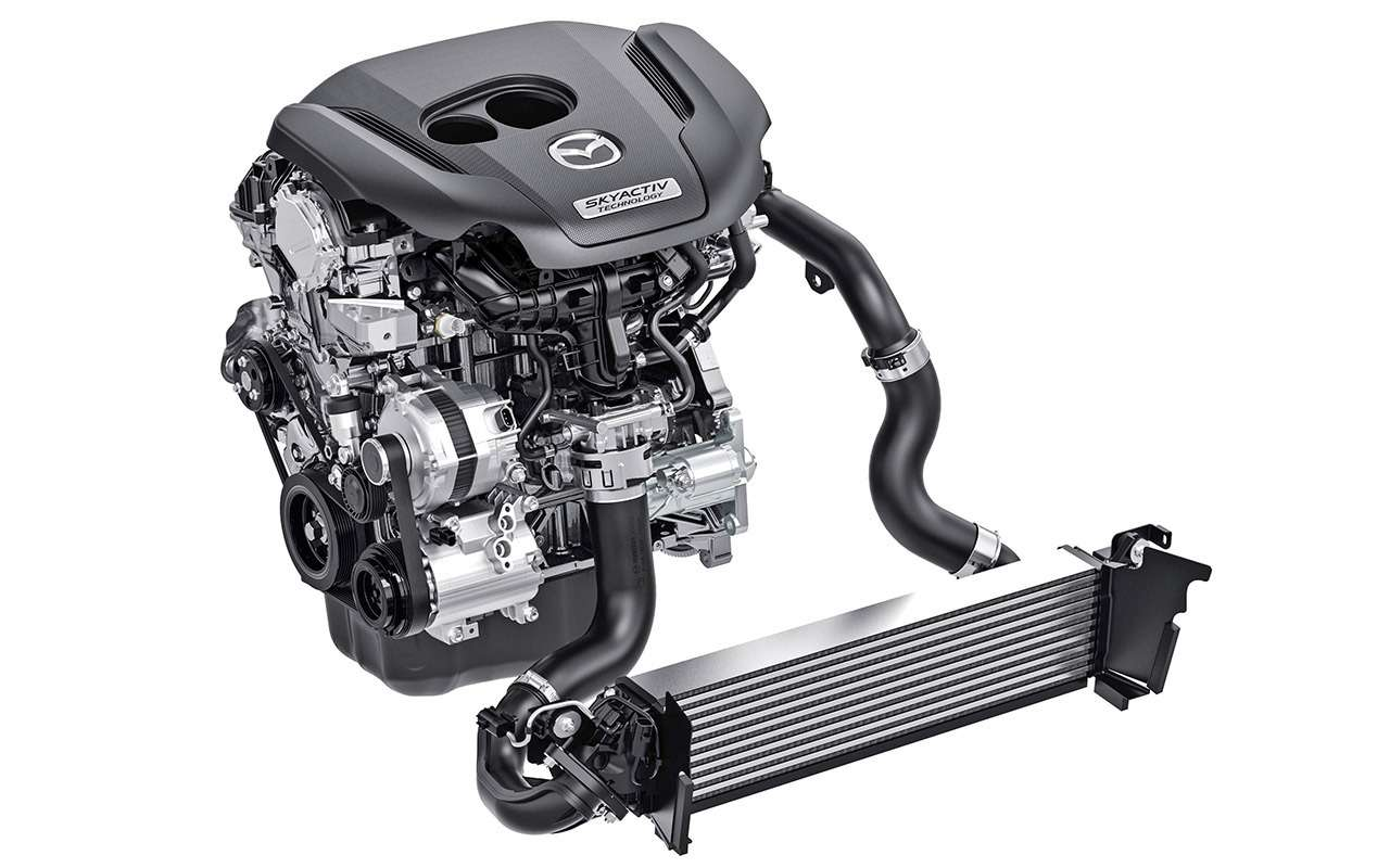 Тест-драйв нового кроссовера Mazda CX-9: сядут все!— фото 823767