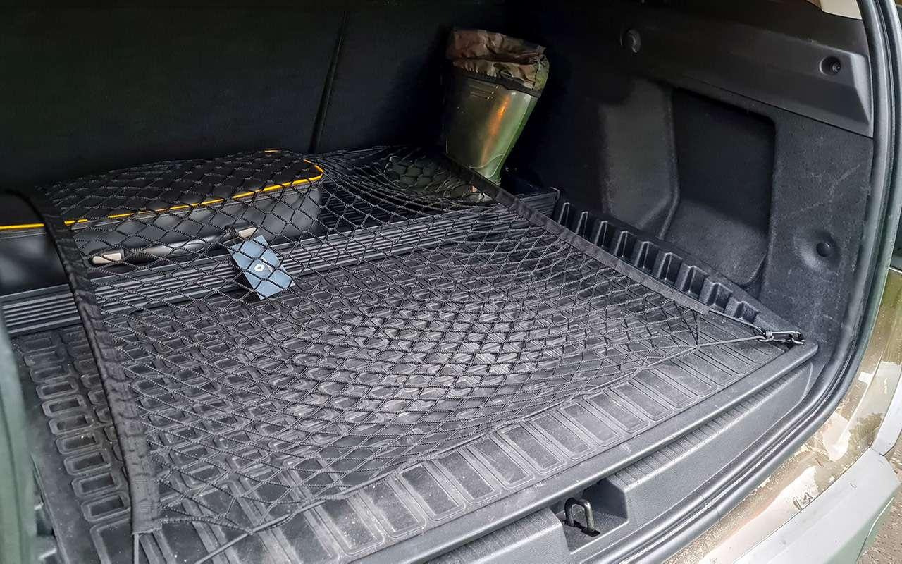 Новый Renault Duster после 12000км: подробный отчет— фото 1272748
