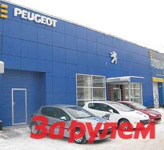 Peugeot Kirov