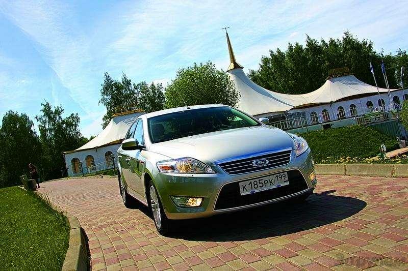 Ford Mondeo, Toyota Avensis, Volkswagen Passat: Под знаком качества— фото 93538
