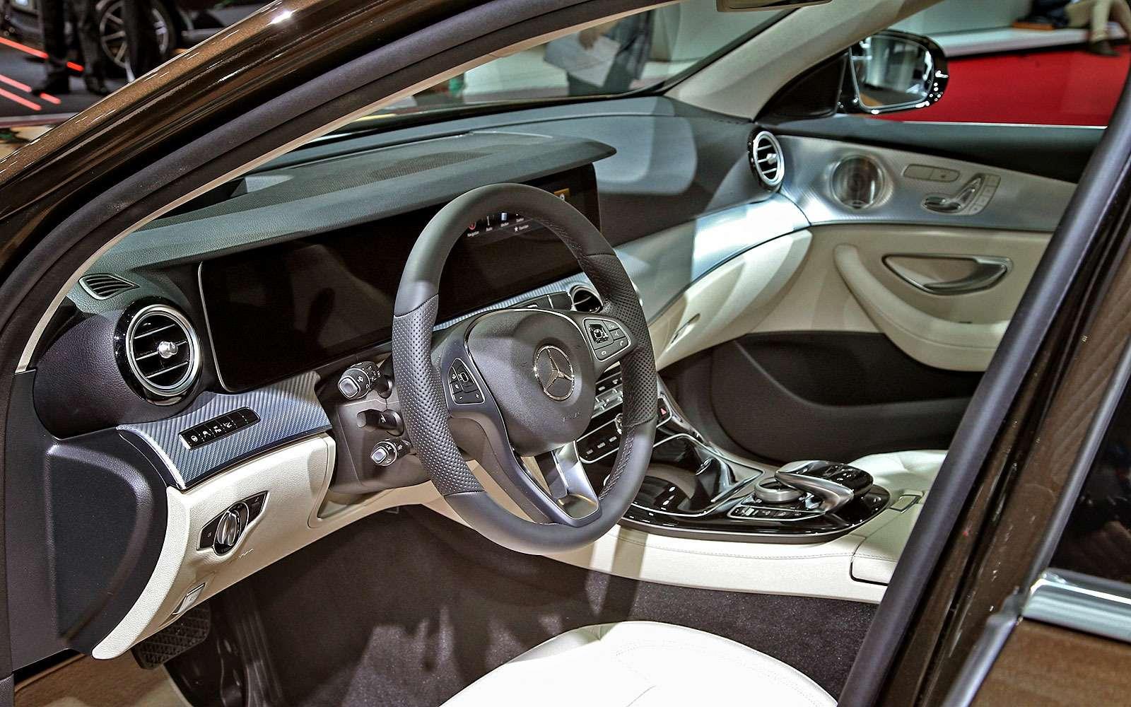 Небывалая «ешка»: вПариж приехал универсал Mercedes-Benz All-Terrain— фото 641648