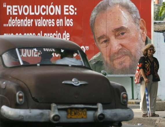 ВАЗ-2108и другие автомобили Фиделя Кастро— фото 670066