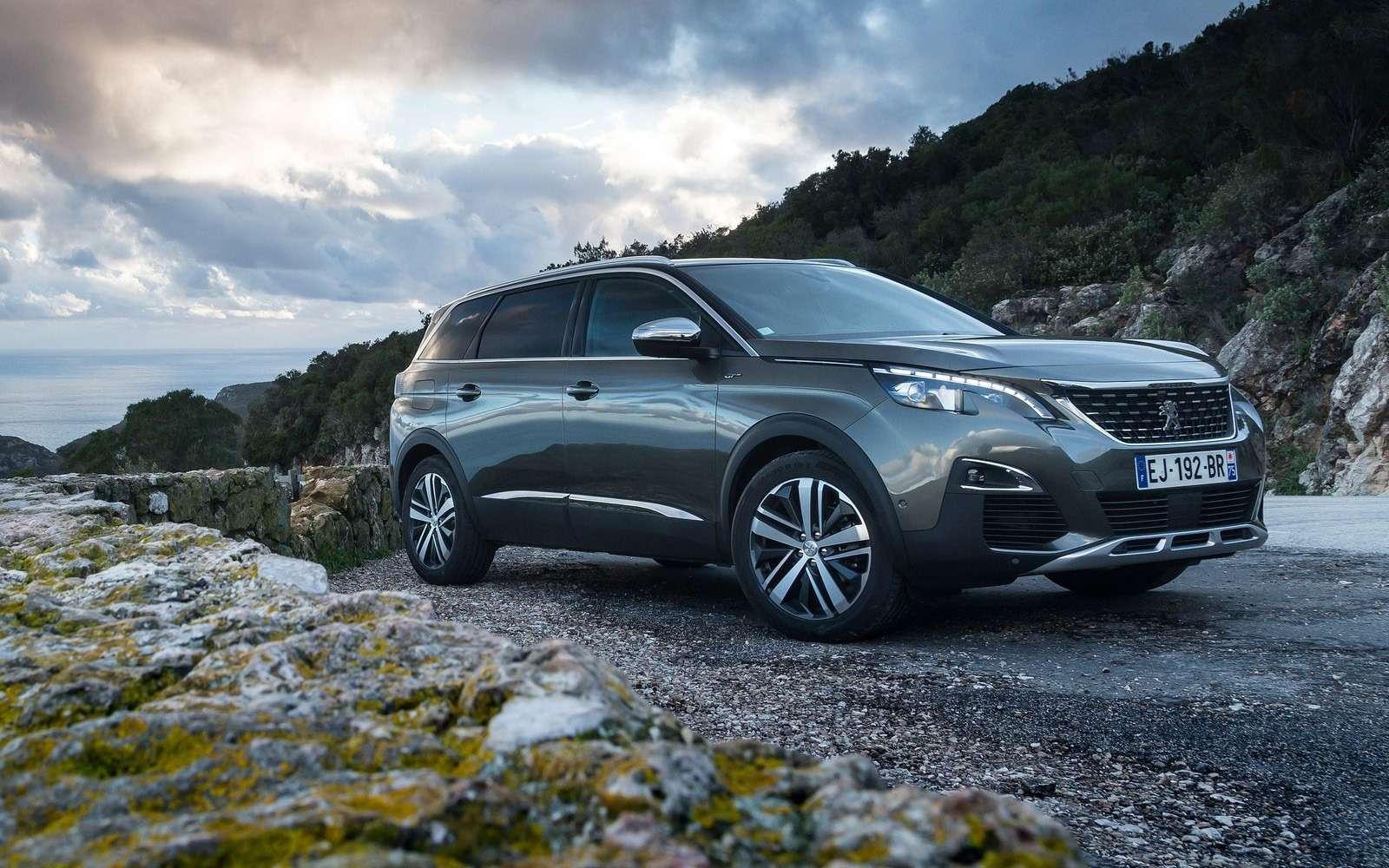 Peugeot привезет вРоссию большой кроссовер. Осталось узнать цены— фото 821992