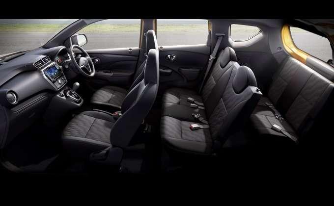 Datsun показал свой первый кроссовер: 200мм дорожного просвета!— фото 837087