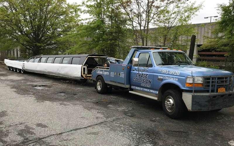Самый длинный вмире лимузин— вытакое видели когда-нибудь?