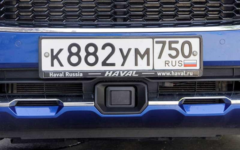 Haval F7после 15000км: длинный список недочетов