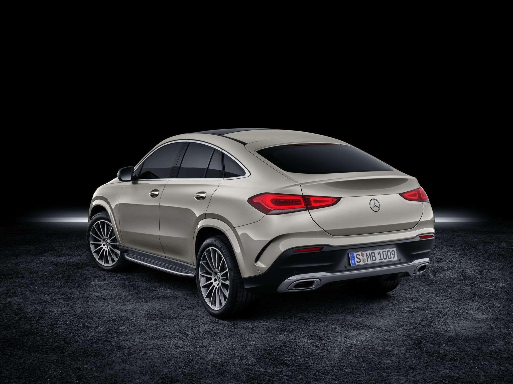 Mercedes-Benz превратил новый GLE вкупе— фото 994393
