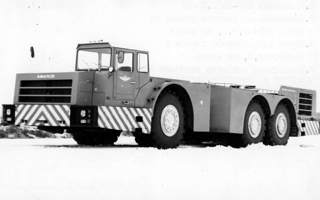 Наши грузовики, которых выникогда не видели— фото 875240
