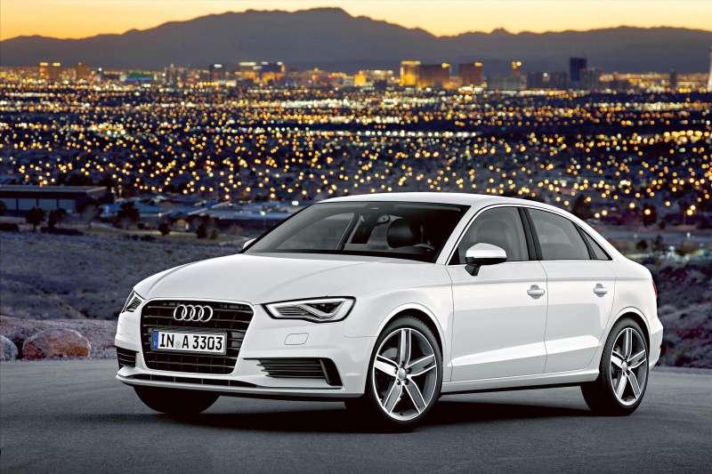 Audi A3Limousine
