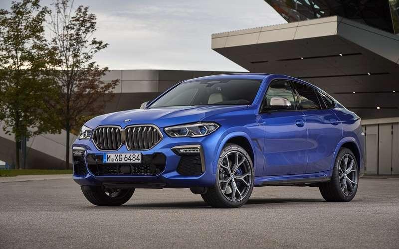 ВРоссии началась сборка обновленного BMW X6