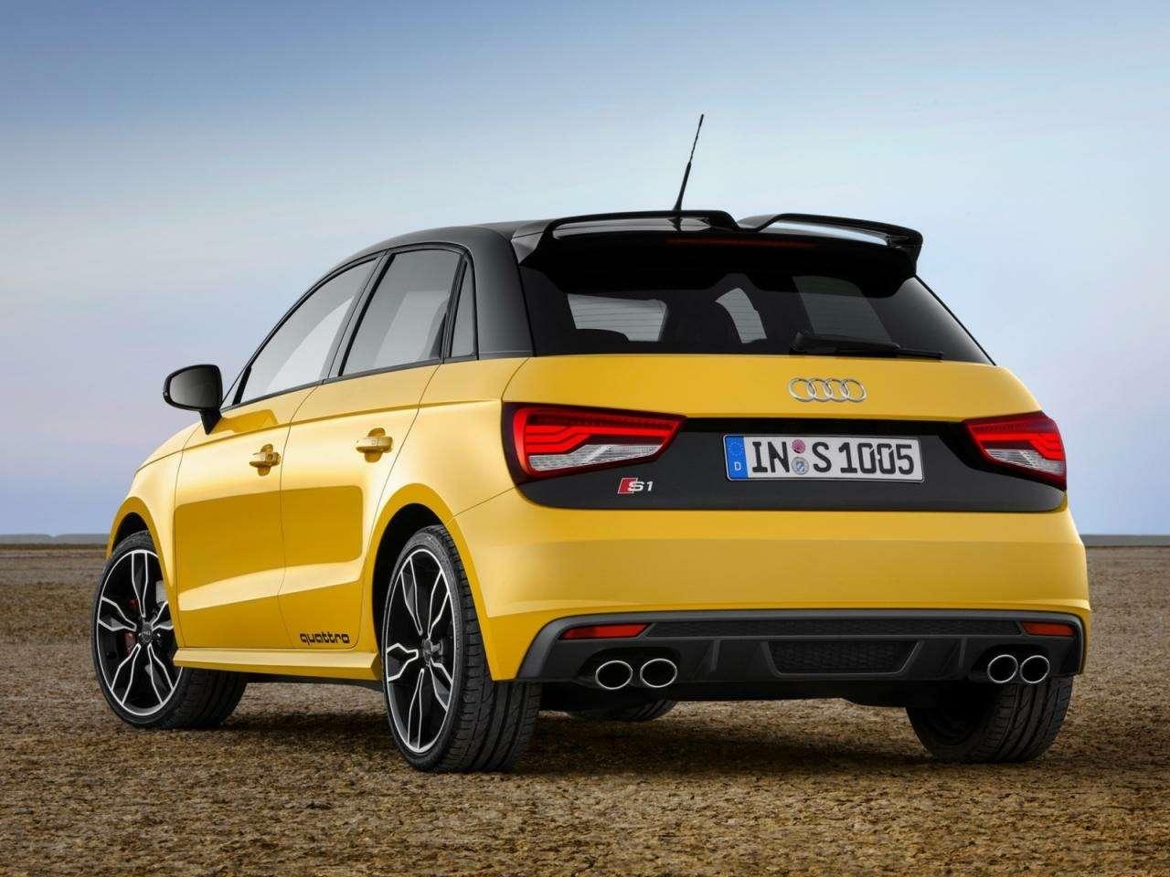Audi провела мировую премьеру S1Sportback Quattro