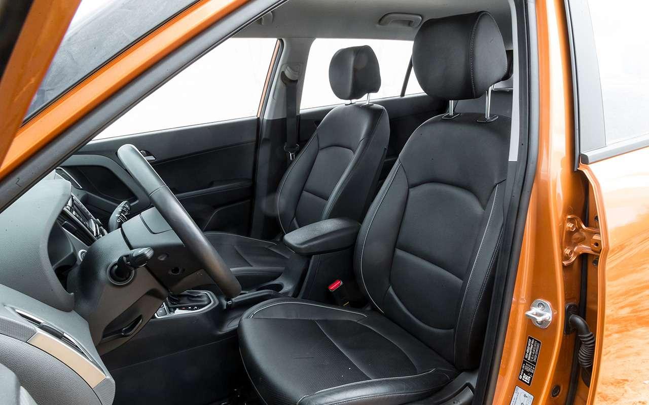Hyundai Creta изпарка ЗР: четыре главных недостатка— фото 818224