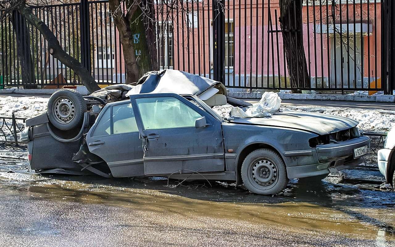 Почему пора избавиться отлюбимой машины— фото 782883