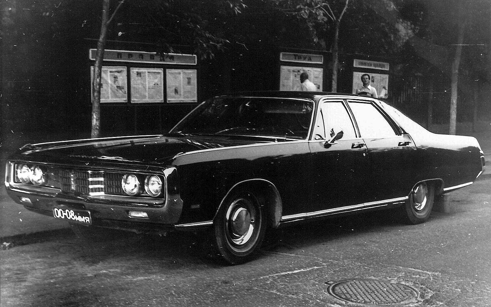 Chrysler New Yorker 1969 года.