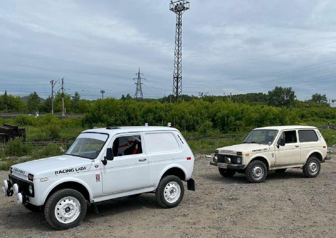 АВТОВАЗ поддержит команду на Ниве в ралли «Дакар»
