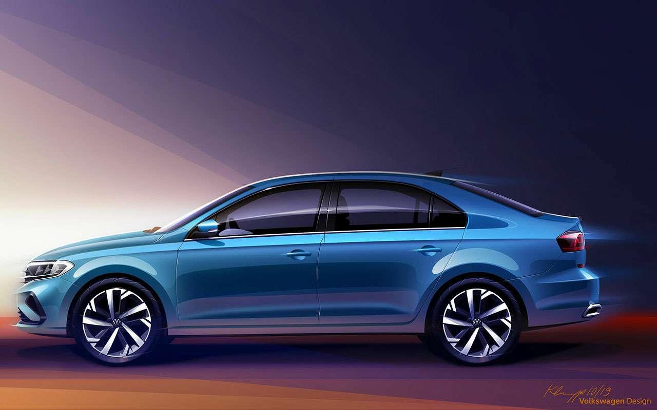 6 главных иудивляющих фактов оновом Volkswagen Polo— фото 1075802